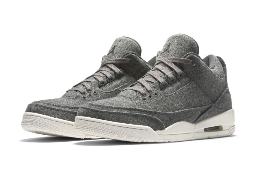 air jordan 3 noir gris