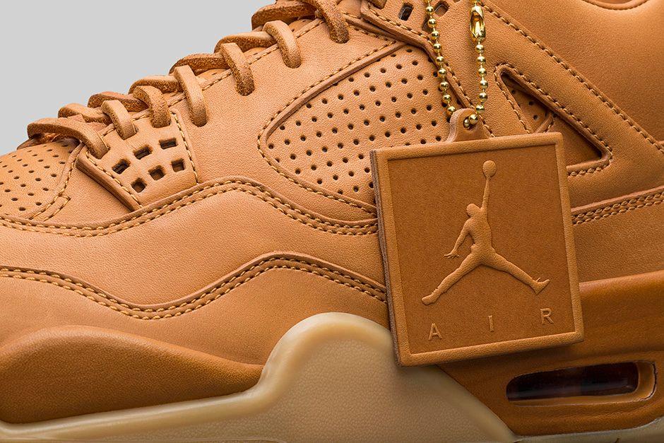 sports shoes a04d6 be846 Air Jordan 4 Retro Premium Ginger