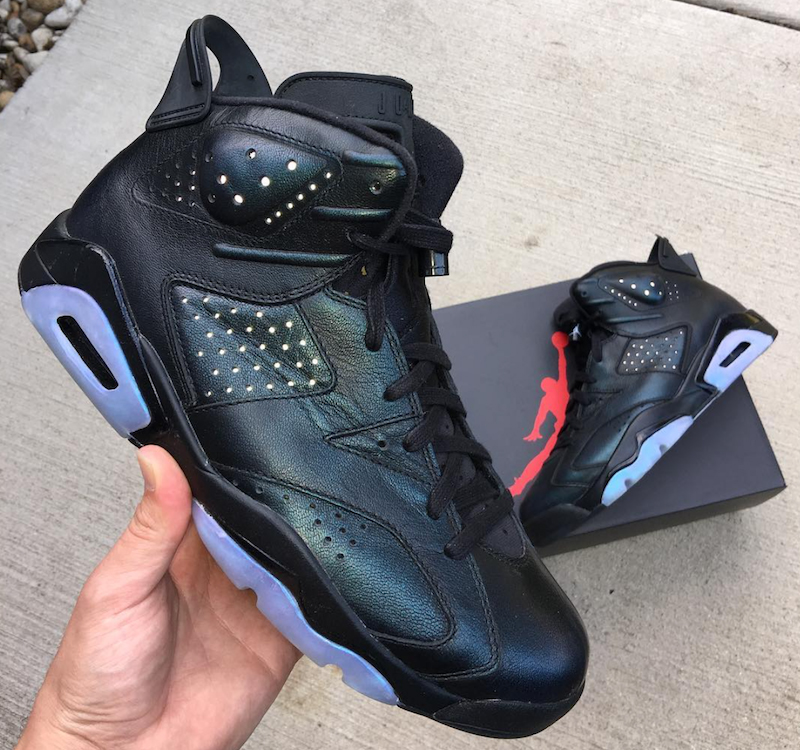 Air Jordan 6 Retro Chameleon