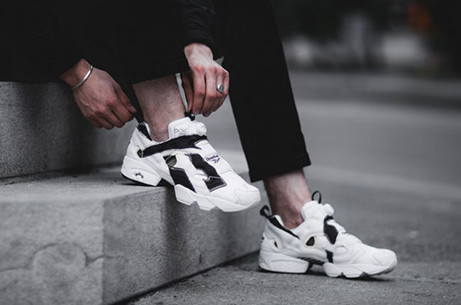 Fury Site La Pump Le X Insta Sneaker De Future Reebok qSpwYIxTn