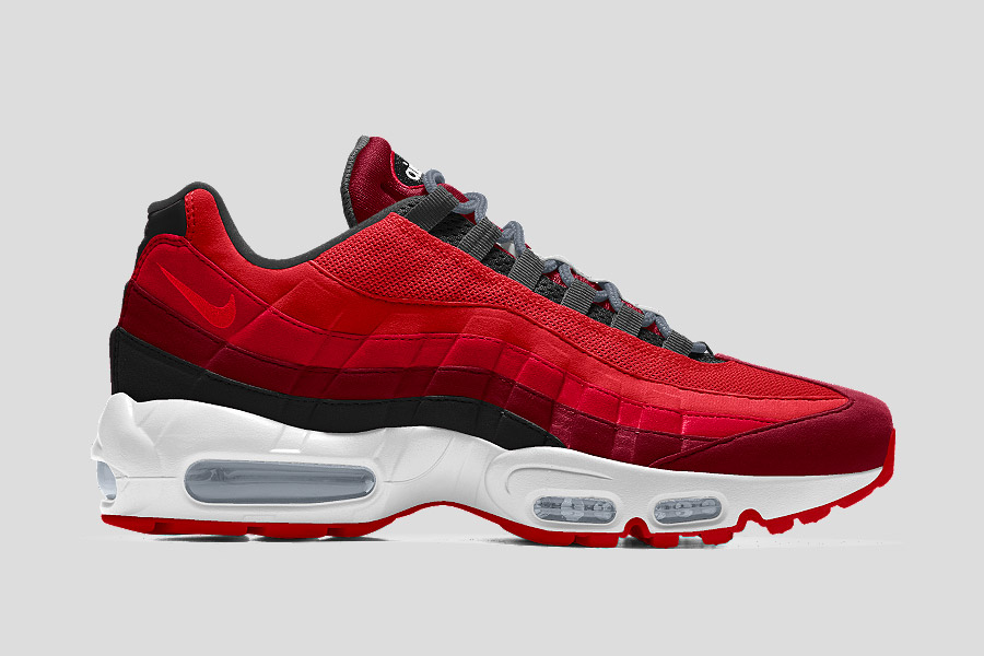 release date 594af e9c06 Nike Air Max 95 iD  nouvelles options