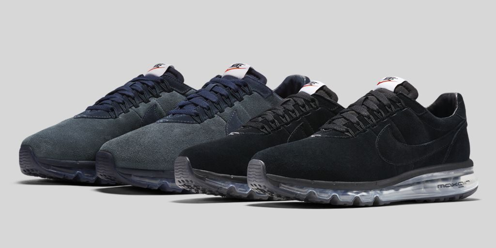 great fit bc02d 64a9a ... ireland nike air max ld zero suede pack 6a50d 70b8f