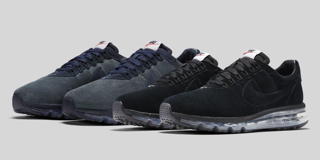 Nike Air Max LD-Zero Suede Pack - Le Site de la Sneaker