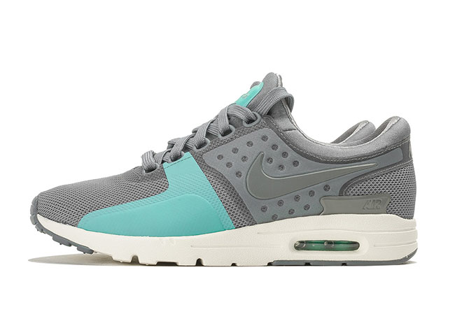 Nike WMNS Air Max Zero Grey Teal