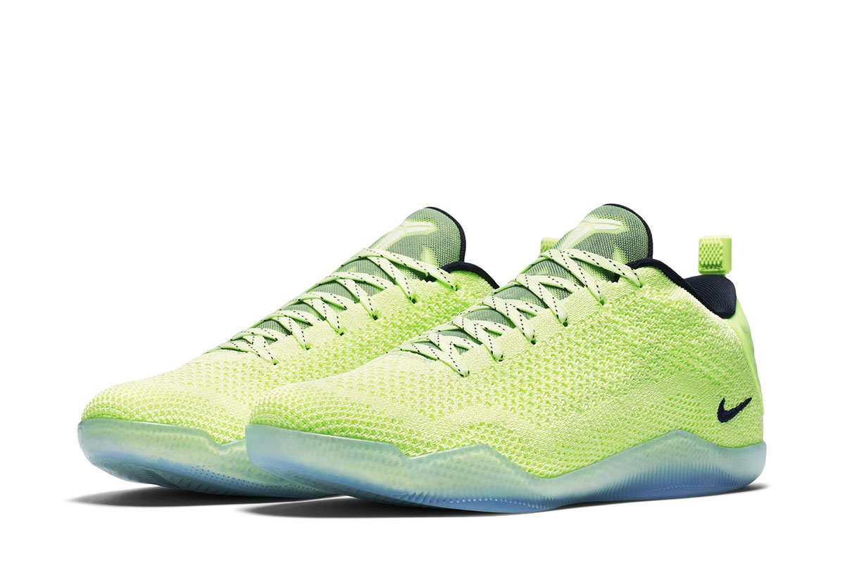 Nike Kobe 11 4KB Liquid Lime