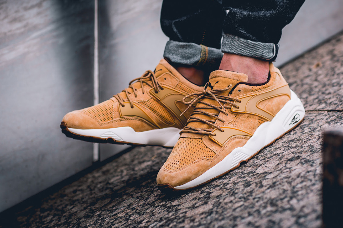 Puma Trinomic Blaze Winterized Taffy