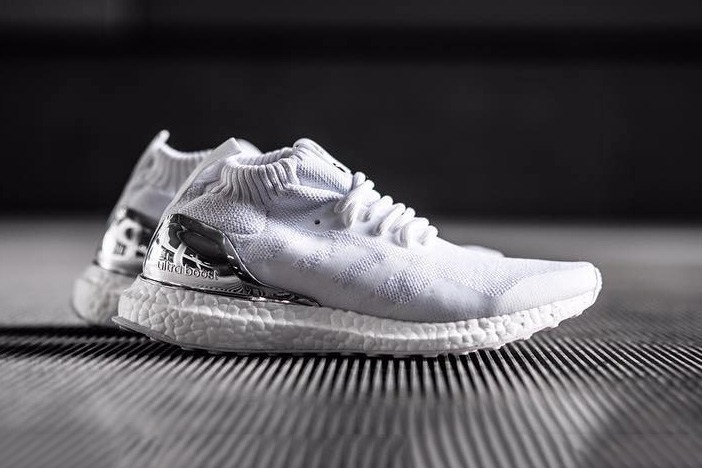 Ronnie Fieg x adidas Ultra Boost Mid White