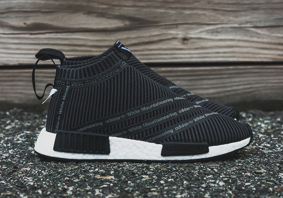 Adidas NMD City sock x White Mountaineering