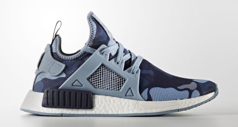 Site Sneaker Le Blue De Nmd Preview Xr1 Camo Adidas La wf7UqxYzwW