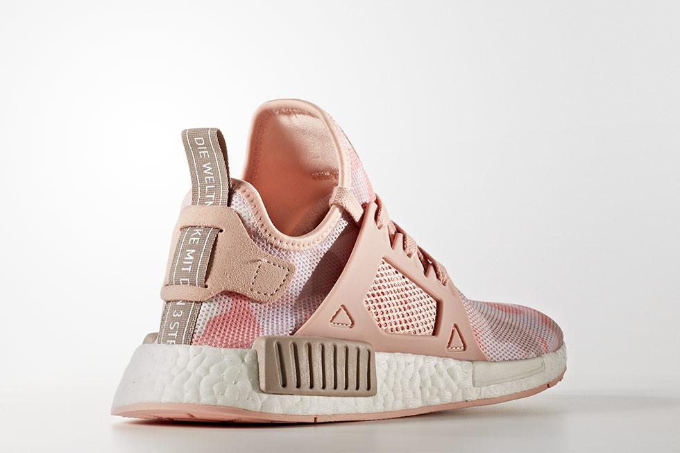 adidas nmd rose