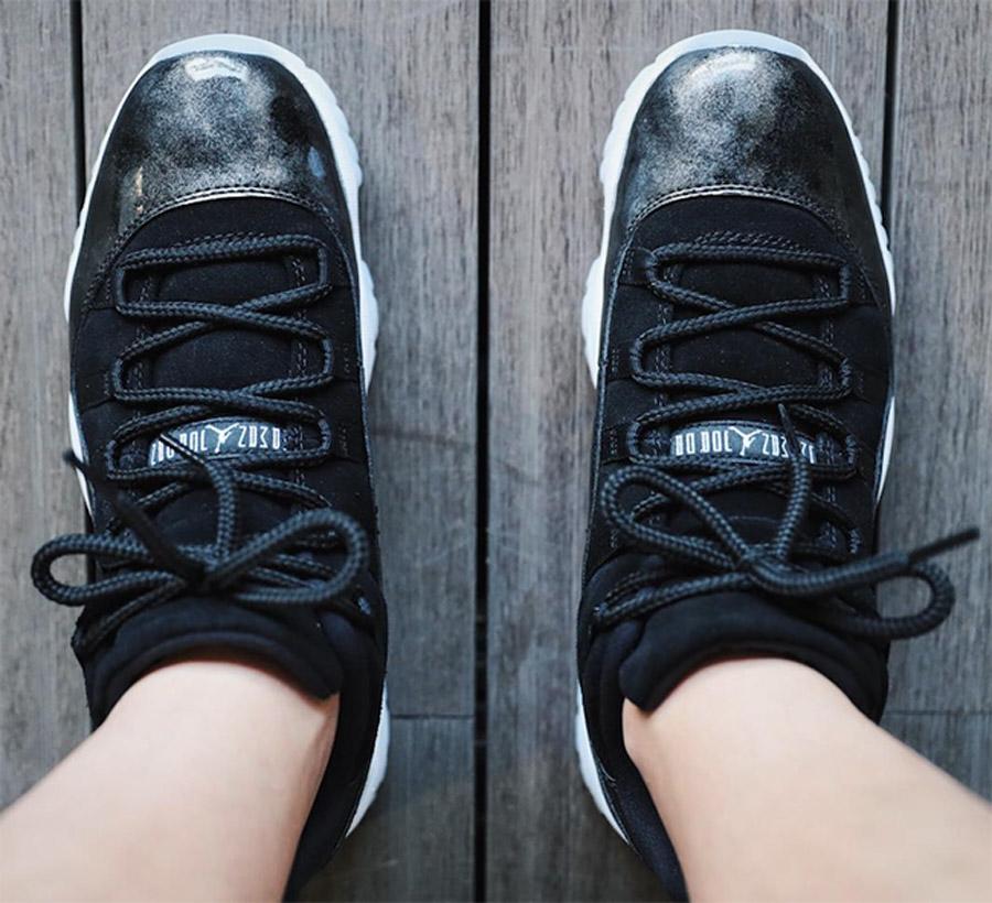 5cef888a4f7 Une Air Jordan 11 Low Barons pour 2017 - Le Site de la Sneaker