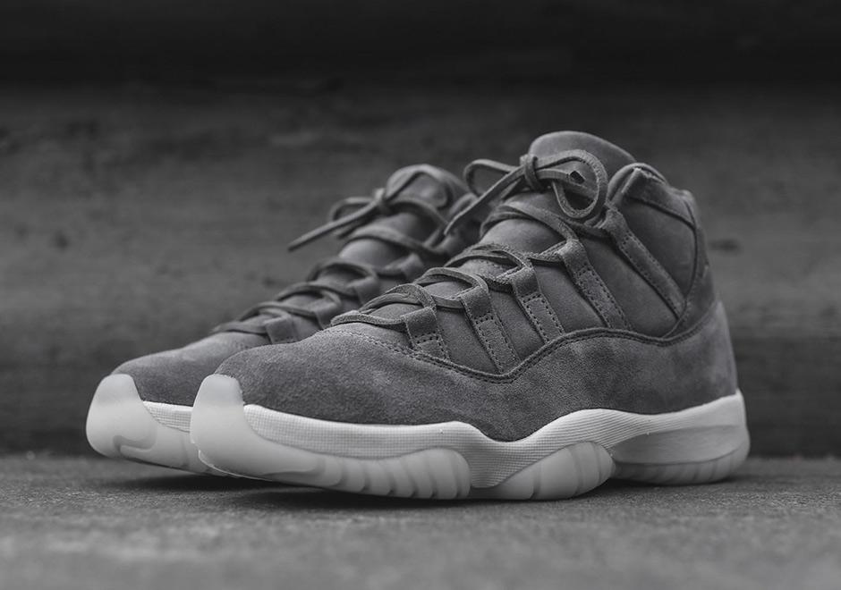 plus de photos 63786 a1f60 Air Jordan 11 Premium Cool Grey