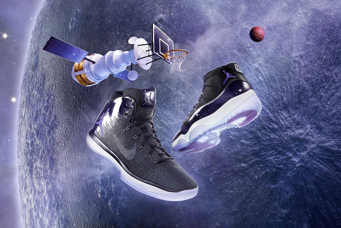 Jordan Brand Space Jam Collection
