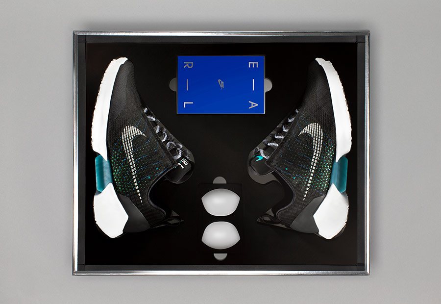 low priced 76ad1 e98b2 Nike HyperAdapt Packaging