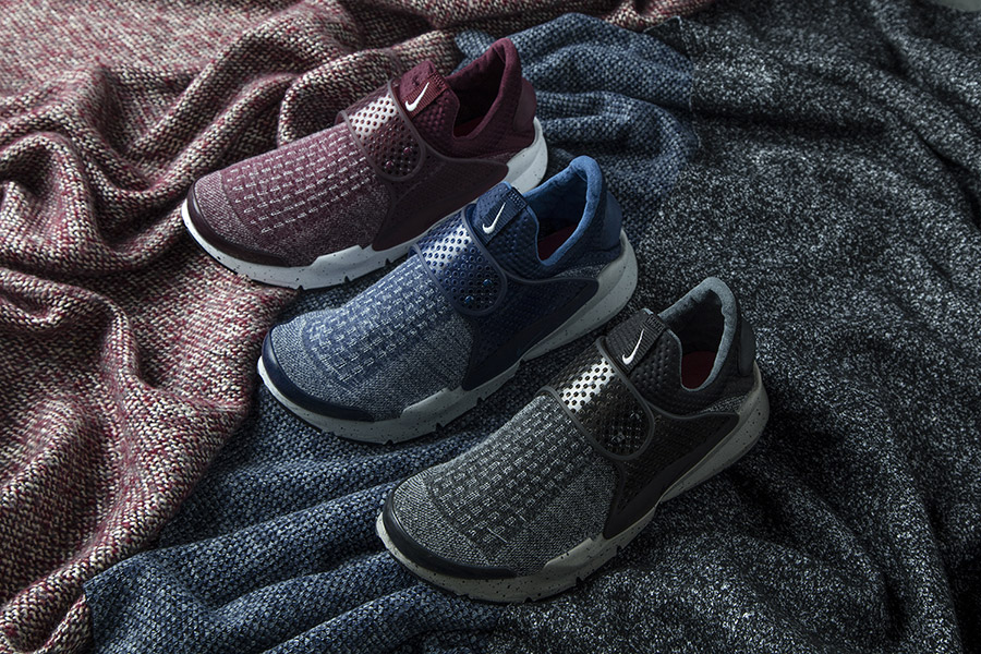 Nike Sock Dart Wool Pack