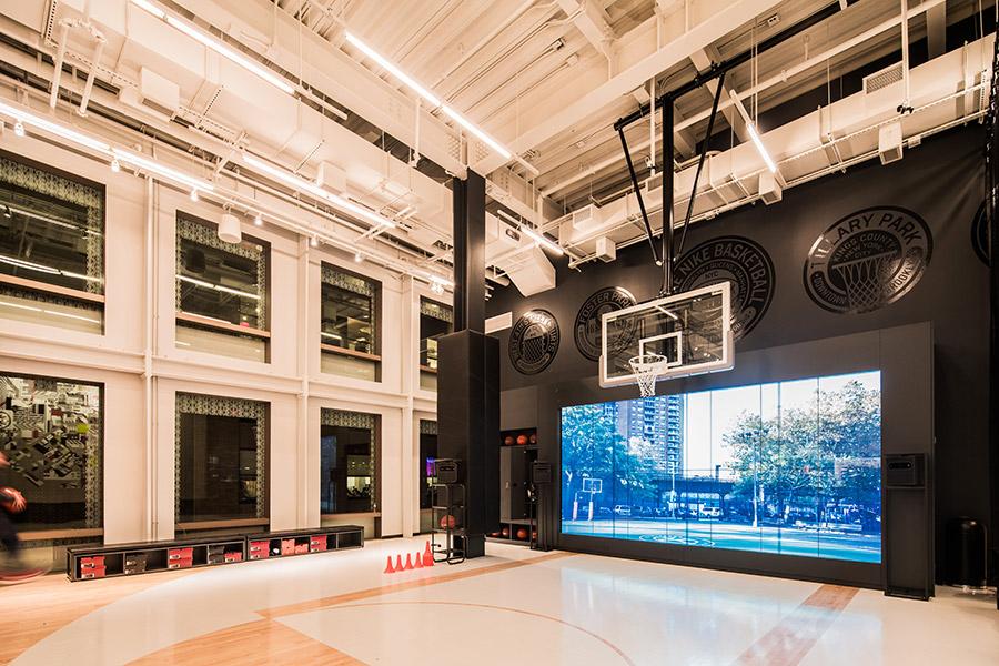 basket nike new york