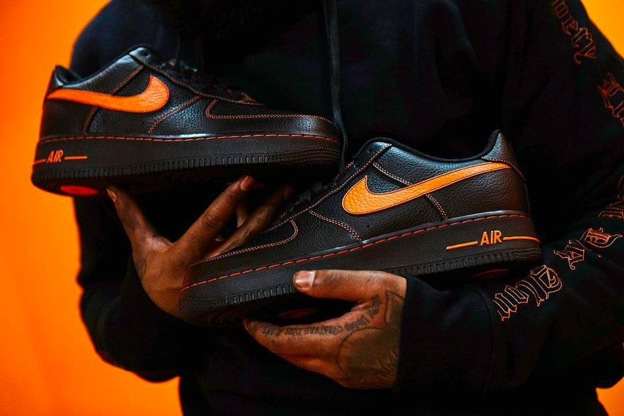 NikeLab x VLONE Air Force 1