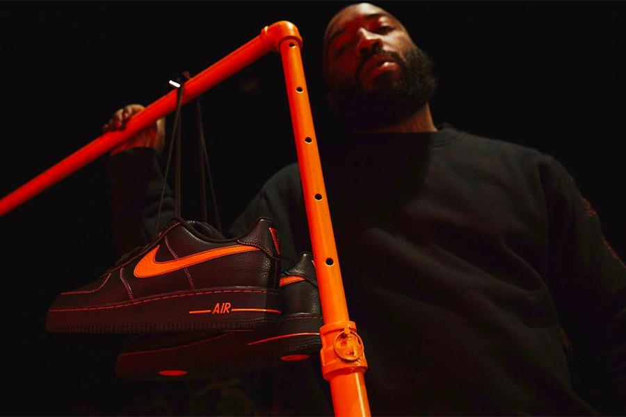 1 X Vlone Air Sneaker Dévoile La Site Nikelab De Le Force kXOuPiZ