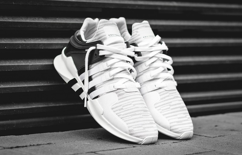 Sneaker De Adv Black Le Site La amp; Support Adidas White Eqt w8SxqPtEv