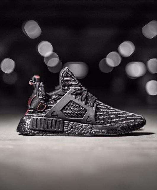adidas NMD XR2 Black Red