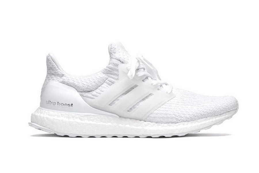 adidas ultra boost triple white