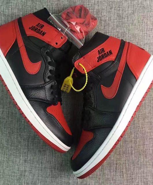 Air Jordan 1 Rare Air Banned