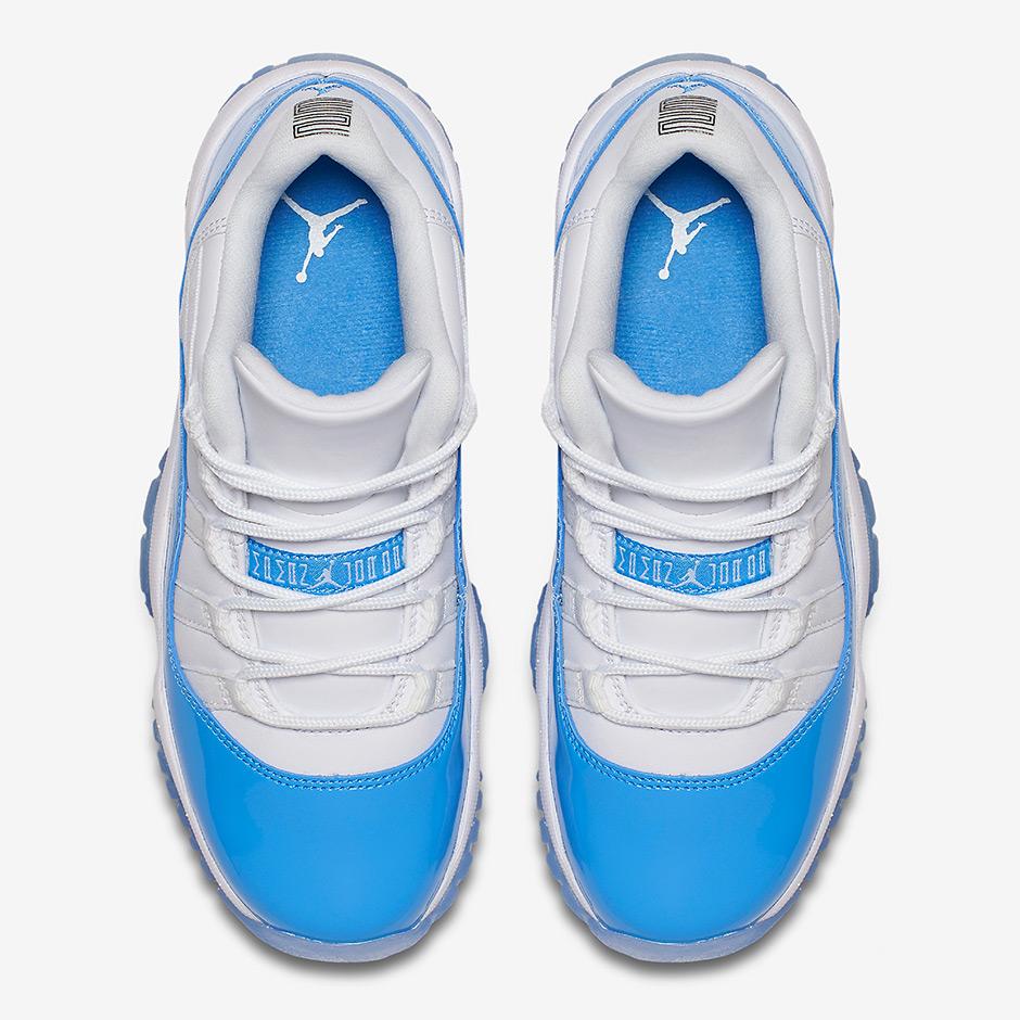 81fd935bcb3 Air Jordan 11 Low University Blue - Le Site de la Sneaker