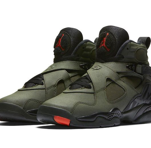 Air Jordan 8 GS Undefeated