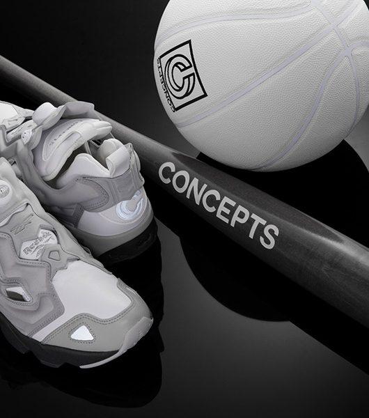 Concepts x Reebok InstaPump Fury CC Platinum. Le shop Concepts a ... 6a21bdd95