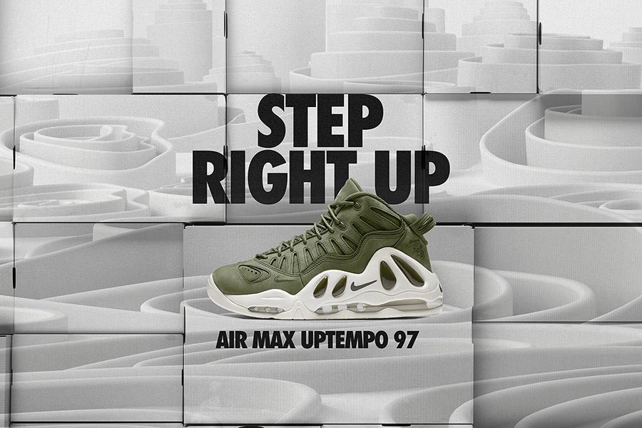 7943035d00e43 Nike Air Max Uptempo 97 Urban Haze - Le Site de la Sneaker