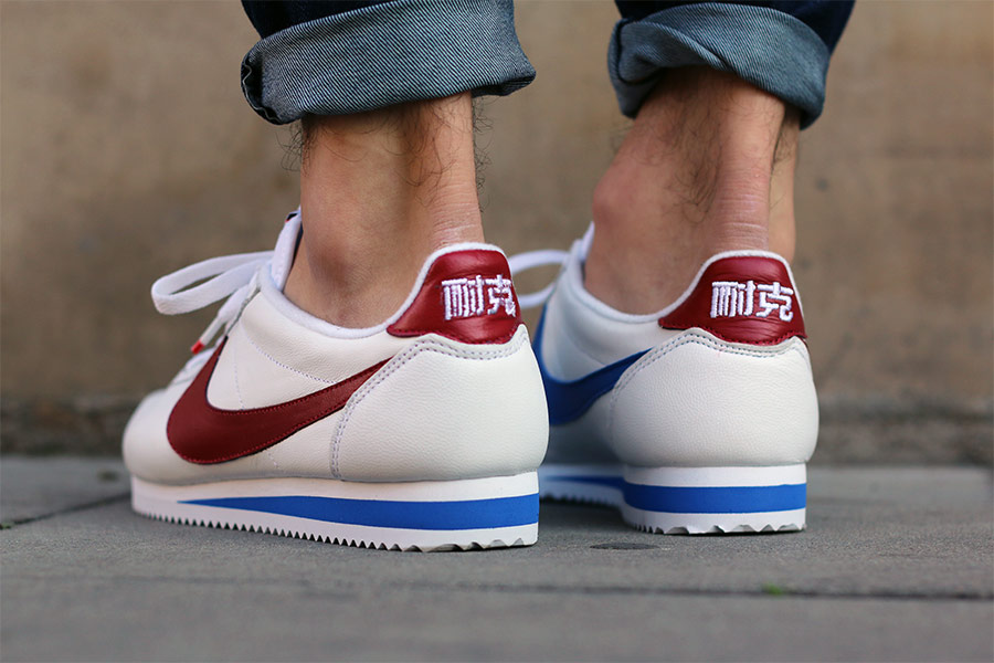 separation shoes b4d0c e8c86 Nike Classic Cortez Leather QS Nai Ke
