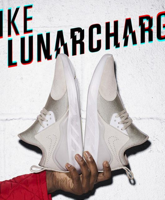 Nike LunarCharge Premium Light Bone