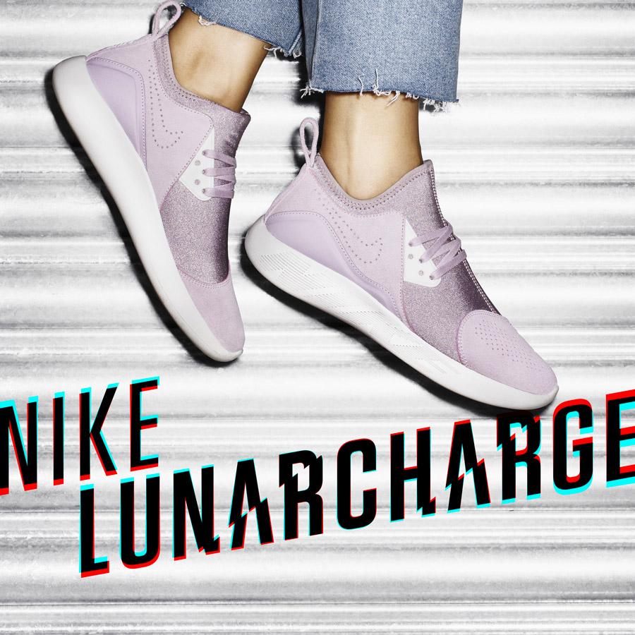 9438c7426b19 Nike WMNS LunarCharge Premium Iced Lilac - Le Site de la Sneaker