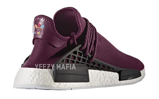 560aa5123dc5 Pharrell Williams NMD Human Race Shoes (5 Men