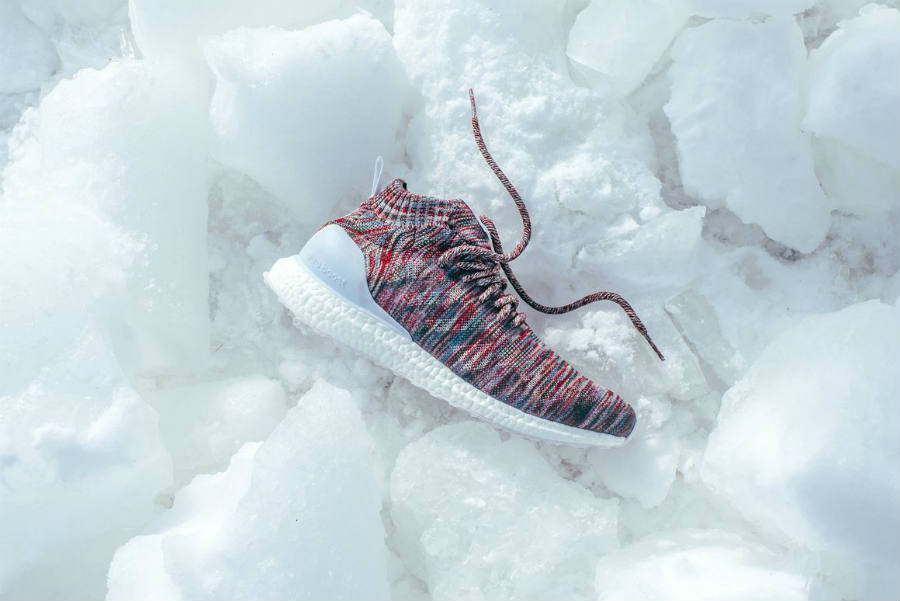 the latest 158e7 caf4f Ronnie Fieg x adidas Ultra Boost Mid Kith Aspen