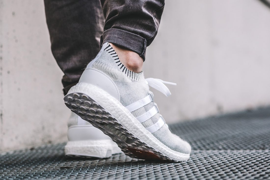 best sneakers 0a8f0 3c092 adidas EQT Support Ultra Boost Primeknit White