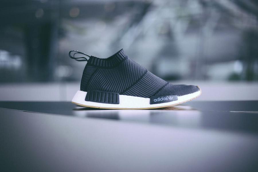 Adidas Nmd Cs1 Primeknit Hvit / Tyggis wPlIKP