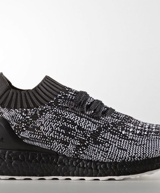 adidas Ultra Boost Uncaged Black White