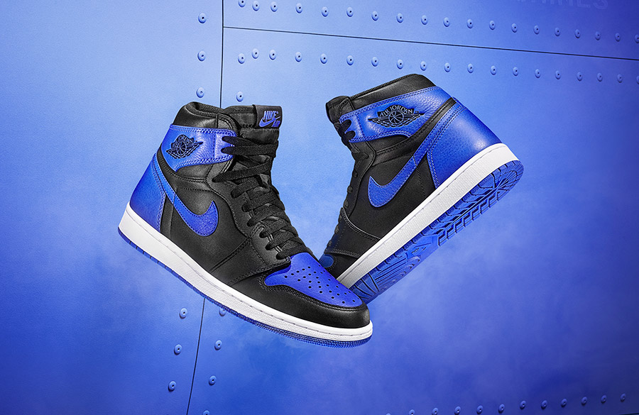 air jordan 1 high bleu