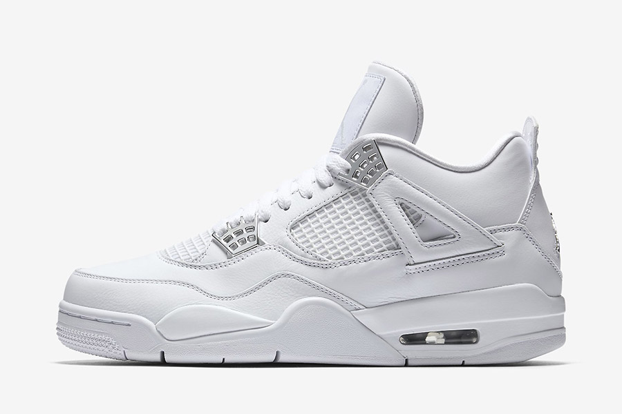 acc11778ce8d5 Air Jordan 4 Pure Money 2017 - Le Site de la Sneaker