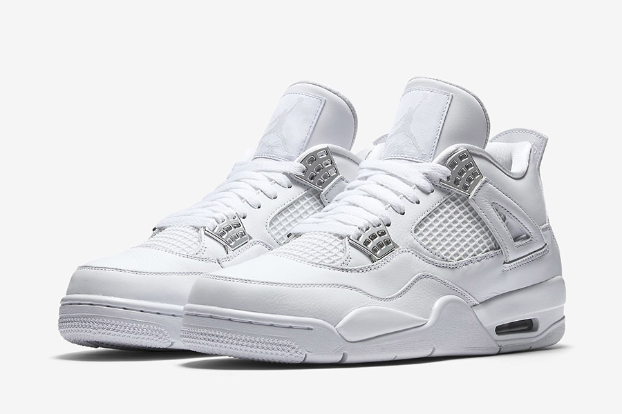 jordan 4 retro pure money