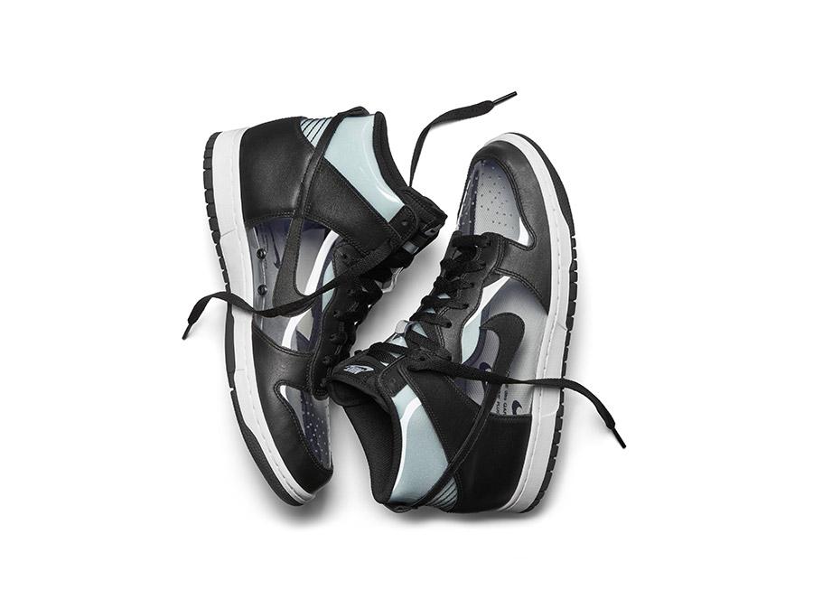 competitive price fb9d8 3c588 Comme Des Garçons x Nike Dunk High