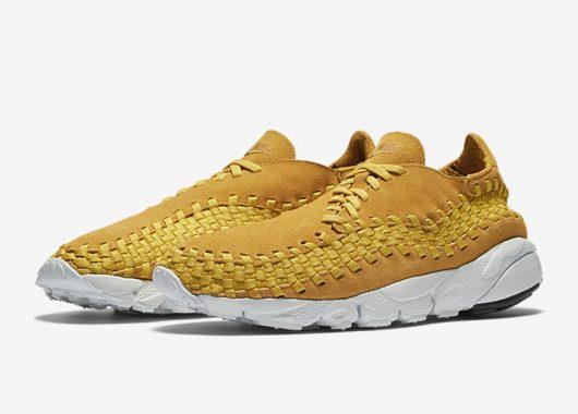 Nike Air Footscape NM Woven Desert Ochre/Gold Dart