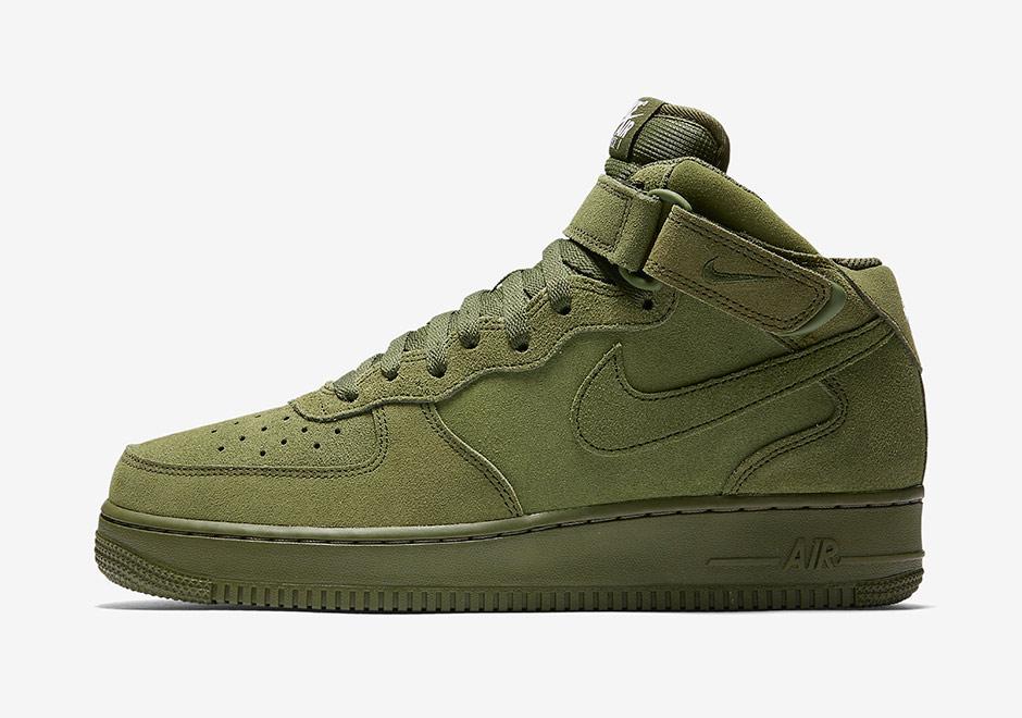 air force one nike green