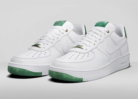 Nike Air Force 1 Nai Ke Jade