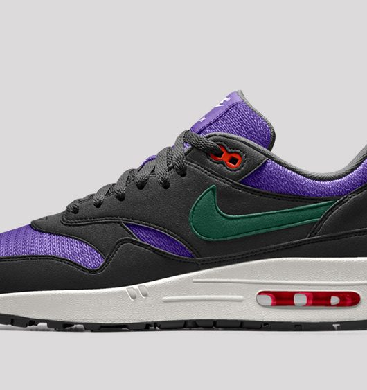 Nike Air Max 1 iD Corduroy Patta Inspired