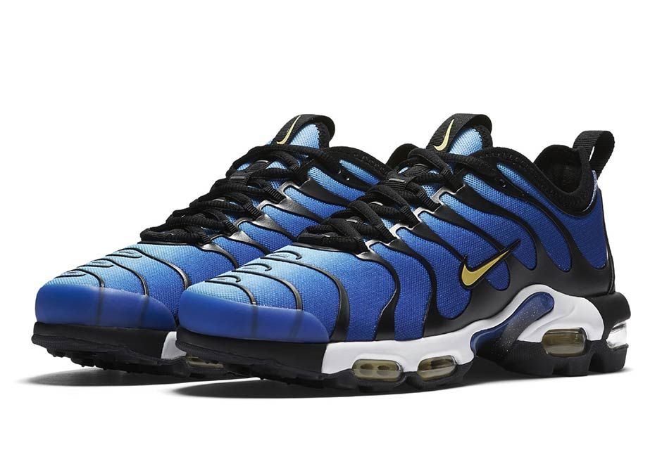 New Nike Air Max Plus Tn 2019 AV7940 700 Frequency Pack Men´s Basketball Shoes Yellow Black 1812271441 Official Nike 2017 France Shoes Ml Plus.Fr