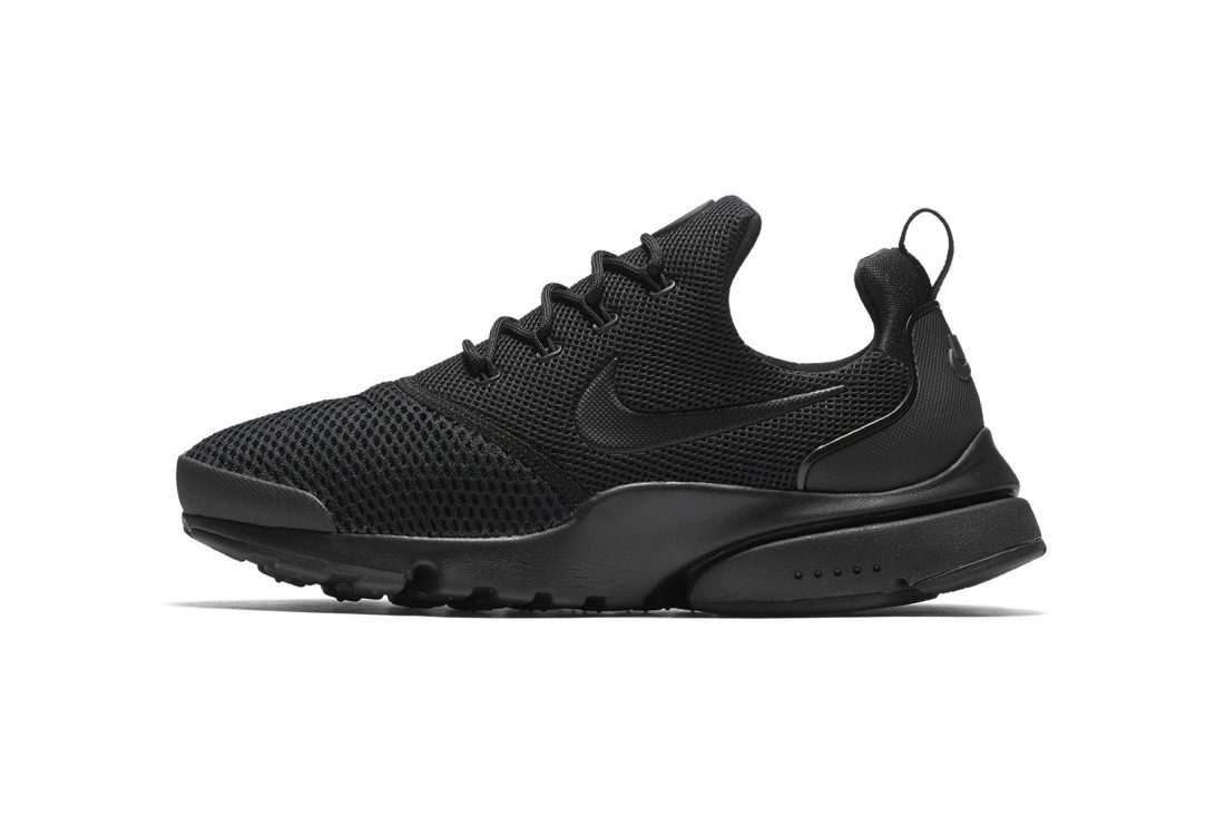 Nike Air Presto Fly Triple Black