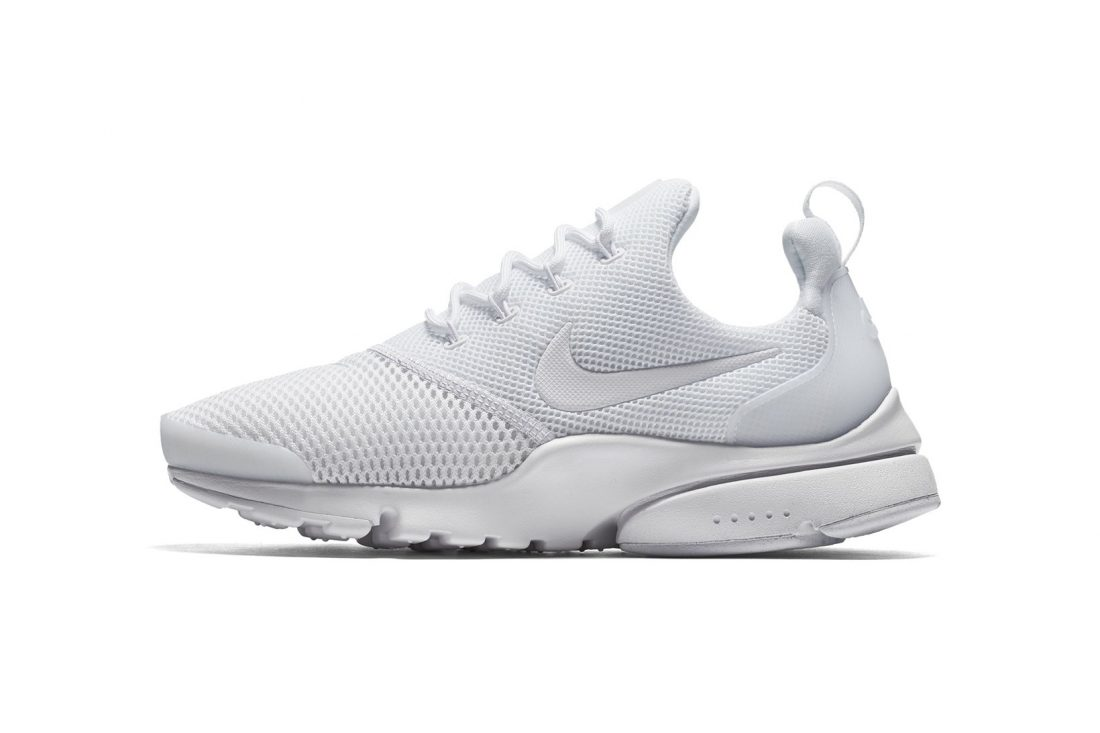 Nike Air Presto Fly Triple White