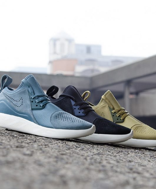 Nike Lunarcharge Premium Suede Pack